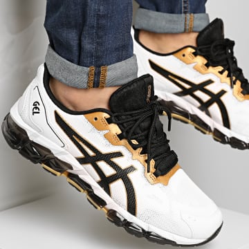 Asics - Baskets Gel Quantum 360 6 1201A062 White Black