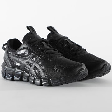 Asics - Baskets Femme Gel Quantum 90 GS 1204A003 Black
