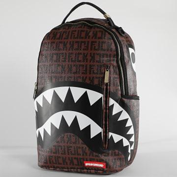 Sprayground - Sac A Dos Offended Shark Marron