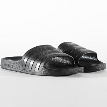 Adidas Performance - Claquettes Adilette Aqua F35550 Core Black