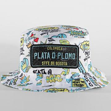 Classic Series - Bob Plata O Plomo Print Blanc