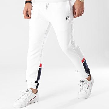 Sergio Tacchini - Pantalon Jogging Almond 39143 Blanc