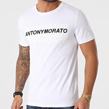 Antony Morato - Tee Shirt MMKS01935 Blanc