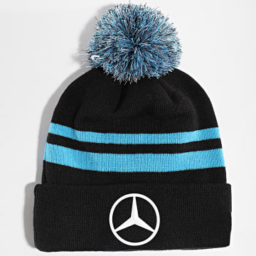 New Era - Bonnet Mercedes Benz Team Replica Knit 12651415 Noir Bleu