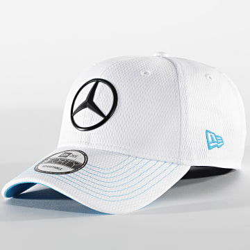 New Era - Casquette 9Forty Mercedes Benz Replica 12651416 Blanc