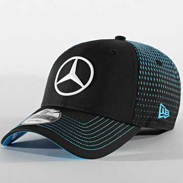 New Era - Casquette 9Forty Mercedes Benz Stoffel Replica 940 12651423 Noir Bleu