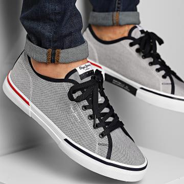 Pepe Jeans - Baskets Kenton Smart PMS30745 Chambray