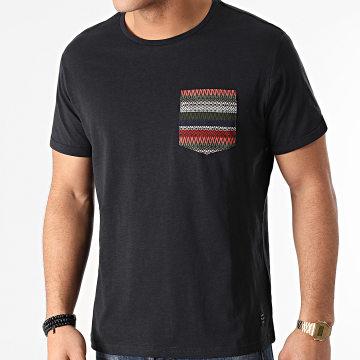 Blend - Tee Shirt Poche 20711692 Noir