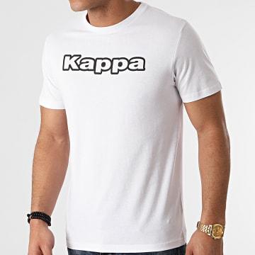 Kappa - Tee Shirt Logo Kouk 31175UW Blanc