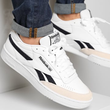 Reebok - Baskets Club C Revenge FY9423 Footwear White Core Black