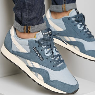 Reebok - Baskets Classic Nylon FY7522 Brave Blue Chalk