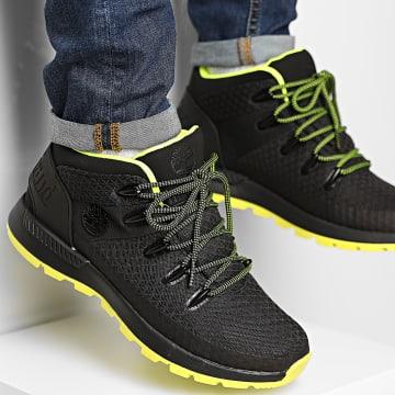 Timberland - Boots Sprint Trekker Mid A29SW Black Mesh