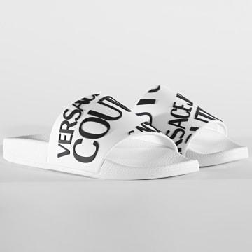 Versace Jeans Couture - Claquettes Femme E0VWASQ1-71352 Blanc