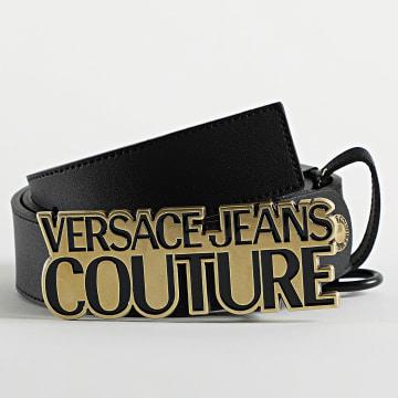 Versace Jeans Couture - Ceinture D8YWAF04-71627 Noir Doré
