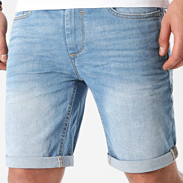 Blend - Short Jean Slim Twister 20711770 Bleu Denim