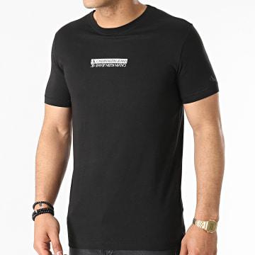 Calvin Klein - Tee Shirt Mirror Logo 7063 Noir