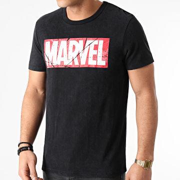Marvel - Tee Shirt MELOGOMTS114 Noir