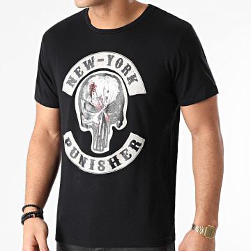Marvel - Tee Shirt Punisher New York Noir