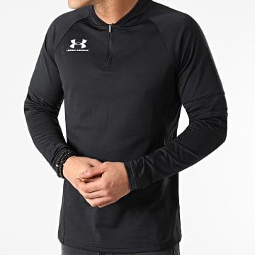 Under Armour - Tee Shirt Manches Longues 1346918 Noir