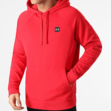 Under Armour - Sweat Capuche 1357092 Rouge
