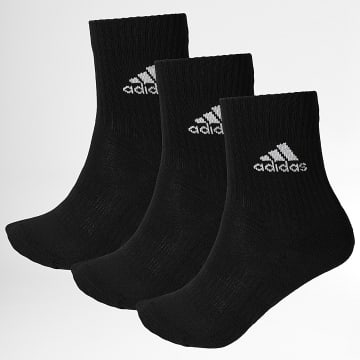 Adidas Performance - Lot De 3 Paires De Chaussettes DZ9357 Noir