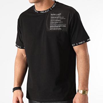 Project X - Tee Shirt 2110149 Noir