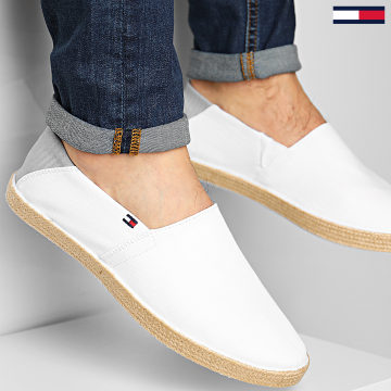 Tommy Hilfiger - Espadrilles Easy Summer 0569 White