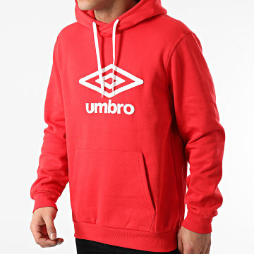 Umbro - Sweat Capuche 806990-60 Rouge