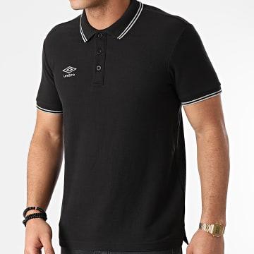 Umbro - Polo Manches Courtes 806450-60 Noir