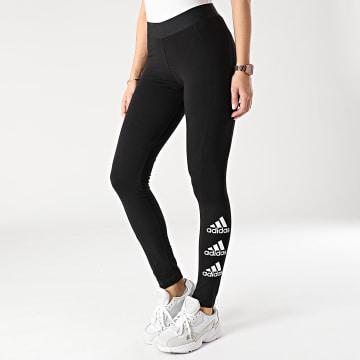 Adidas Performance - Legging Femme Stacked FI4632 Noir