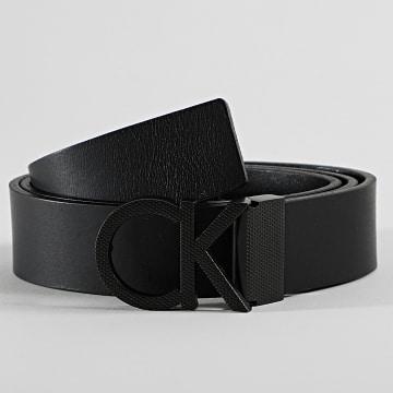 Calvin Klein - Ceinture Adjustable CK Piqué 6509 Noir