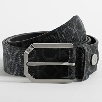 Calvin Klein - Ceinture Adjustable Cut Out Buckle 6510 Noir