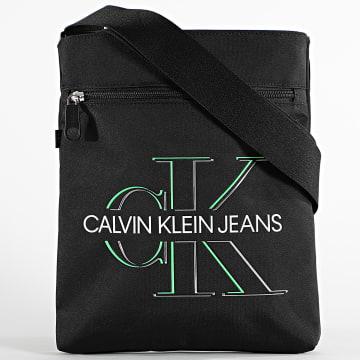 Calvin Klein - Sacoche Flatpack 6347 Noir