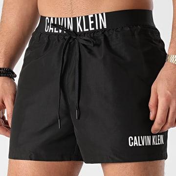 Calvin Klein - Short De Bain Short Drawstring 0569 Noir