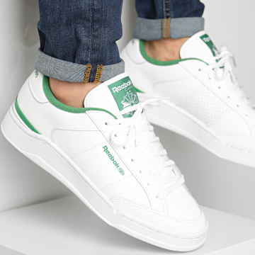 Reebok - Baskets Ad Court FY7507 Footwear White Glen Green