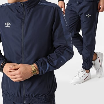 Umbro - Ensemble De Survetement 852980-60 Bleu Marine