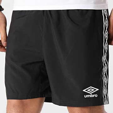 Umbro - Short Jogging A Bandes 647660-60 Noir