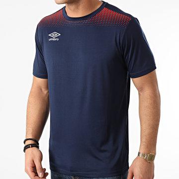 Umbro - Tee Shirt 647670-60 Bleu Marine