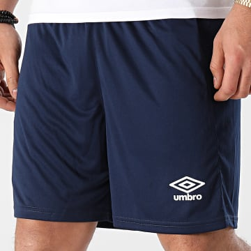 Umbro - Short Jogging 485420-60 Bleu Marine