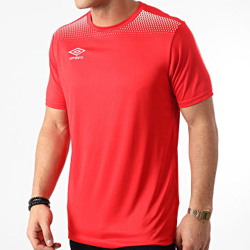 Umbro - Tee Shirt 647670-60 Rouge