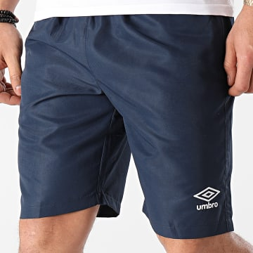 Umbro - Short Jogging 647800-60 Bleu Marine
