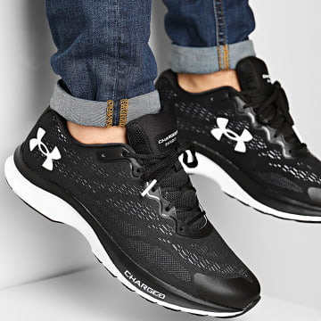 Under Armour - Baskets Charged Bandit 6 3023019 Black
