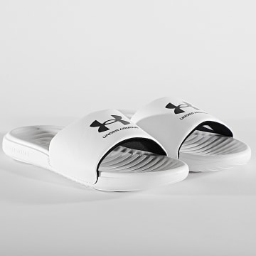 Under Armour - Claquettes Ansa Fix 3023761 Blanc
