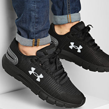 Under Armour - Baskets Charged Rogue 2 Reflective 3024735 Black