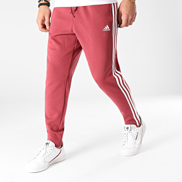 Adidas Performance - Pantalon Jogging A Bandes GK4991 Brique