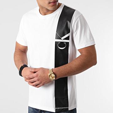 Calvin Klein - Tee Shirt 7077 Blanc