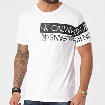 Calvin Klein - Tee Shirt 7086 Blanc