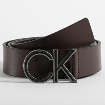 Calvin Klein - Ceinture Enamel 6867 Marron