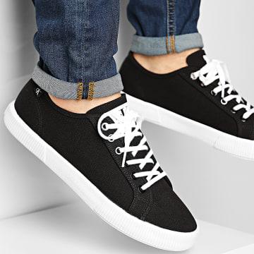 Calvin Klein - Baskets Vulcanized Sneaker Lace Up 0068 Black