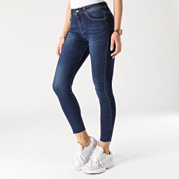 Girls Outfit - Jean Skinny Femme VF3090 Bleu Brut